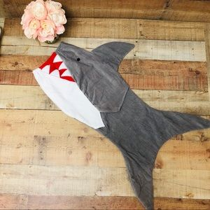Shark Towel Cover Up